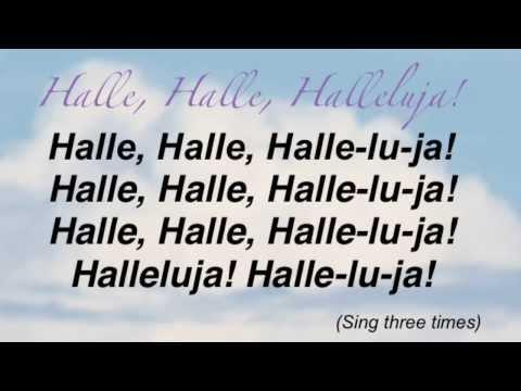Halle, Halle, Halleluja! (The Faith We Sing #2026)