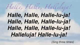 Halle, Halle, Halleluja! (The Faith We Sing #2026)