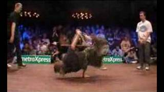 Floor Wars 2008 - Rugged Solutions vs East Side Bboys
