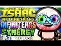 INFINITE TEARS SYNERGY (Parasite + Bone Tears + Fly Tears) | The Binding of Isaac: AFTERBIRTH PLUS