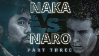 Nakamura vs. Naroditsky Action in Bullet! The Finale