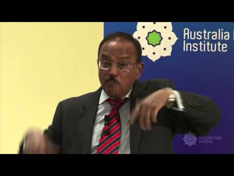 Ajit Doval: The Challenge of Global Terrorism