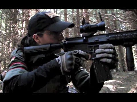 HD AIRSOFT SCOTTISH FOREST WARFARE DAEDALUS