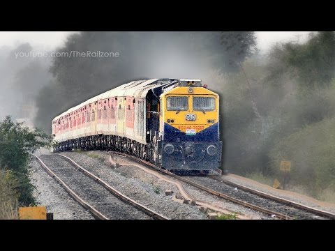 One of the deadly Roller Coasters | Monster Gradient | Indian Railways thumbnail