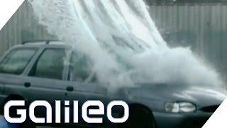 Wasserkraft Extrem | Galileo | ProSieben