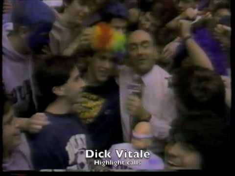 Dick Vitale Highlight Calls