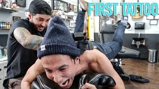 Download Lagu First Tattoo Gratis STAFABAND