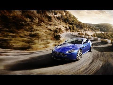 Aston Martin V8 Vantage, обзор