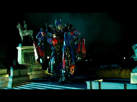 Transformers 3 - Megatron in DC