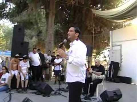 חיים ישראל - יתגדל ויתקדש מתוך הופעה בנחשונית