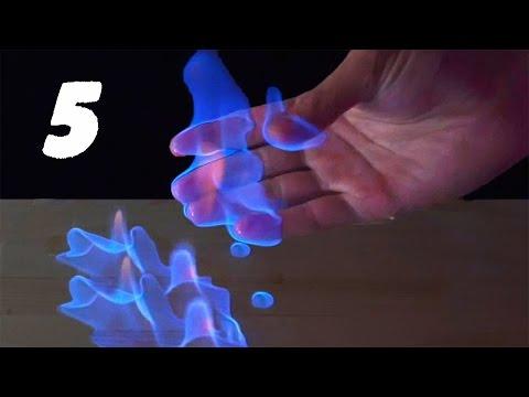 Эксперимент светящаяся вода в домашних условиях