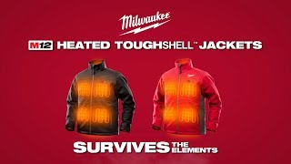 Milwaukee® M12™ Heated TOUGHSHELL™ Jackets
