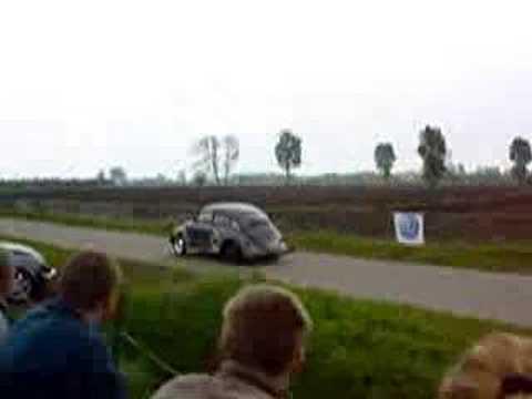 VW burnouts @ Lochristi 2004