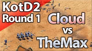 TheMax vs Cloud | King Of The Desert 2 | Round 1