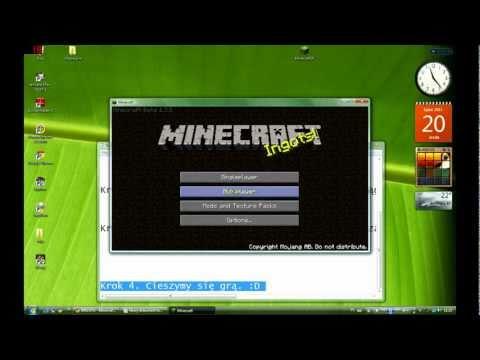 PORADNIK #001:Jak pobrać minecraft beta [Auto Update] za darmo