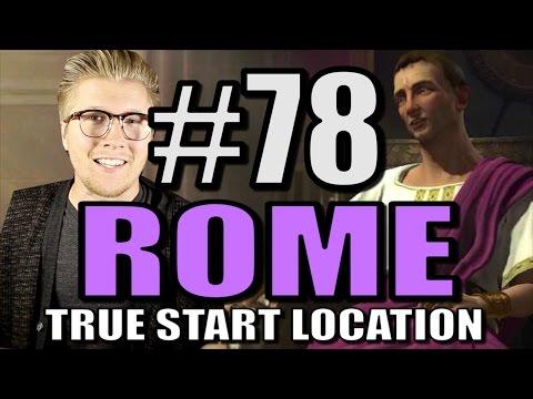 Civilization 5: Brave New World Gameplay - Rome Europe Mod [Part 78]