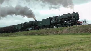 download lagu Churnet Valley Railway, Double Headed S160s Weekend, 6th & gratis