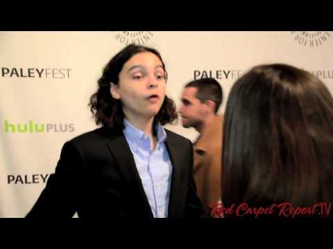 Max Burkholder At Paleyfest For Evening With Nbc S Parenthood