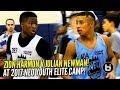 Julian Newman v. Zion Harmon at NEO Elite; Zo Gaffney Drops 41! Day 1 Highlights -