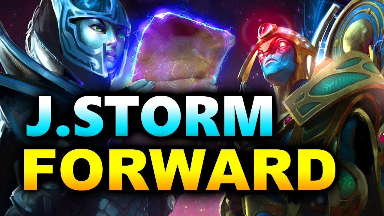 FORWARD vs J.STORM - NA GRAND FINAL - AMD SAPPHIRE DOTA PIT Minor 2019 DOTA 2