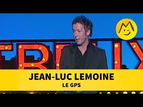 Jean-Luc Lemoine - Le GPS