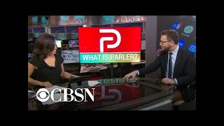 New social media app Parler a haven for users kicked off traditional platforms