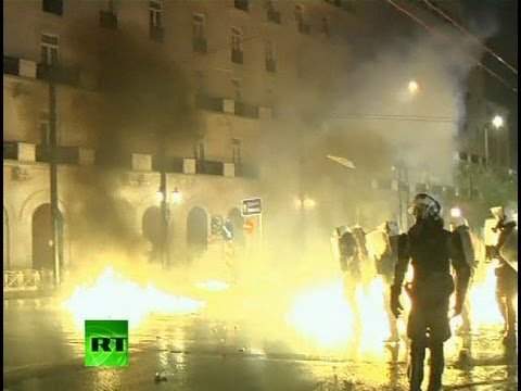austerity-arena-greek-protesters-throw-molotov-cocktails-police-fire-tear-gas.html