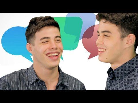 Tag: 100 Perguntas que Ninguém Pergunta | Canal Brothers Rocha Oficial