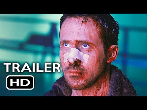Blade Runner 2049 Official Trailer #2 (2017) Ryan Gosling, Harrison Ford Sci-Fi Movie HD streaming vf