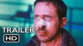 Blade Runner 2049 Official Trailer #2 (2017) Ryan Gosling, Harrison Ford Sci-Fi Movie HD
