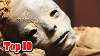 Top 10 CREEPIEST Ancient Artifacts Ever Discovered