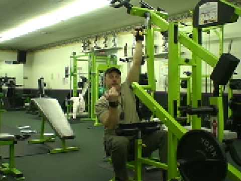 0 Latt Attack High to Low Machine Pull (2 of 5)