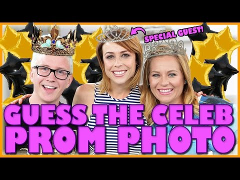 Top That! | Guess The Celeb Prom Photo w/ Shira Lazar! | Lightning Round