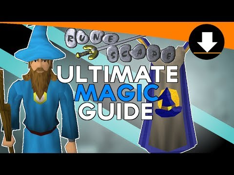 Old School Runescape – ULTIMATE Magic Guide 1-99