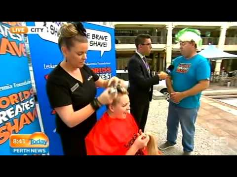 Be Brave and Shave | Today Perth News