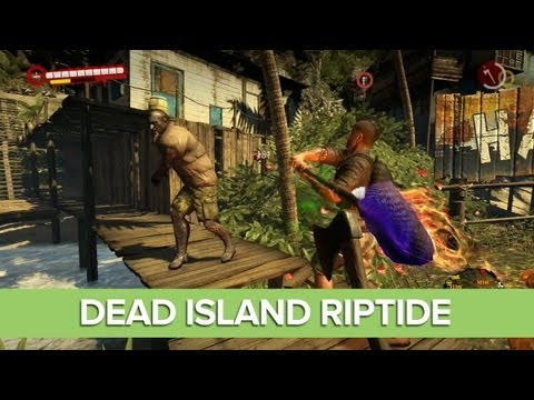 Dead Island Riptide Gameplay Review: Co-op Multiplayer Gameplay - Part 1/2
