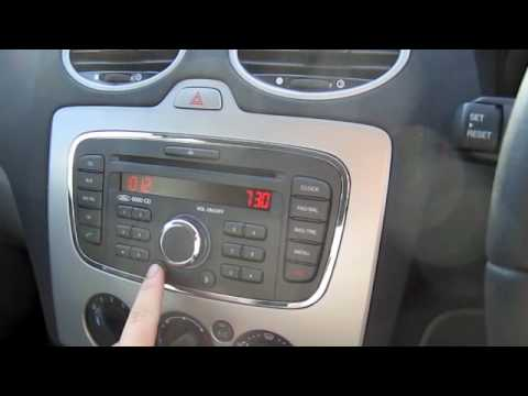 2010 Ford Focus Tdci Zetec Start Up And Full Vehicle Tour