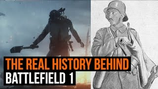 The real history behind Battlefield 1