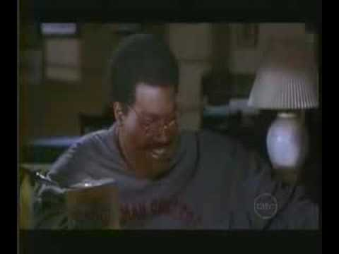 Nutty professor funny outtakes