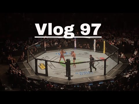 MMA Vlog 97 - UFC Till vs Masvidal, Sweet Caroline Walkout, Edwards vs Nelson