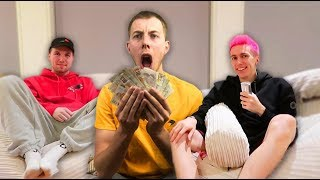 $1000 TRUE or FALSE vs Miniminter & Callux - Challenge