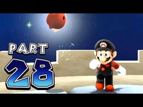 Let's Play Super Mario Galaxy - Part 28 - Fly Mario fly!