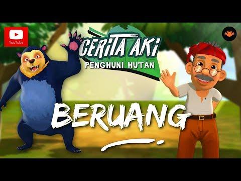 Cerita Aki - Penghuni Hutan : Beruang