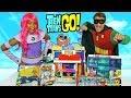 Teen Titans Go Toy Challenge - Starfire Vs Robin !  || Toy Review || Konas2002