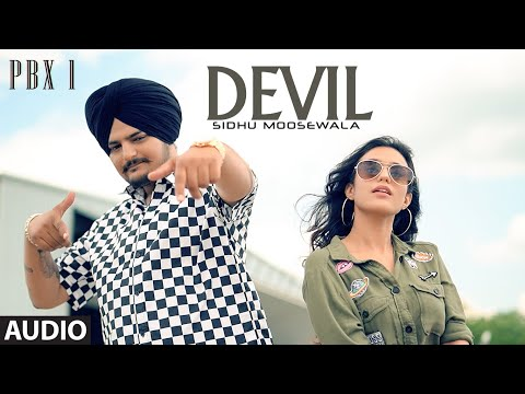 DEVIL Full Audio | PBX 1 | Sidhu Moose Wala | Latest Punjabi Songs 2018