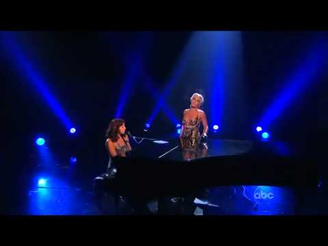 Sarah McLachlan & P!NK - 'Angel' [American Music Awards 2008]
