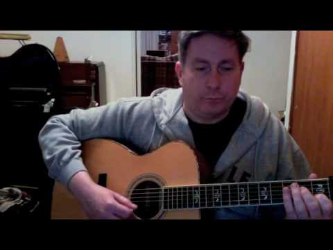 Listen to the Mockingbird (Clarence White melody transcription)