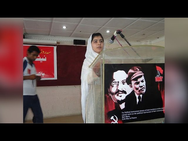 """Socialist City Councilmember on Nobel Prize Winner Malala Yousafzai: """"Socialism is the Only Answer"""""""