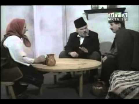 Македонски народни приказни-Не за кого е печено,туку за кого е речено