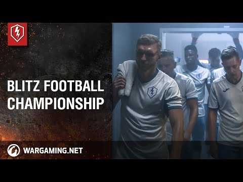 World of Tanks Blitz. Football Championship